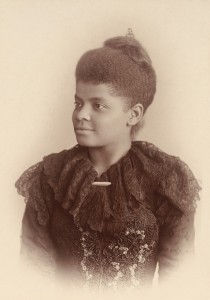 Oh Ida B. Wells, just when I think you can't get any cooler, you do.